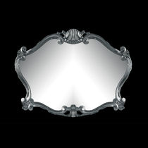 Wall-mounted mirror / New Baroque design