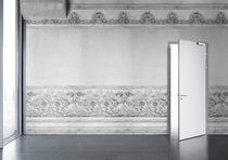 Traditional wallpaper / patterned / printed / stone look