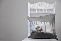 Chair cushion / square / cotton