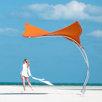 Commercial shade sail / triangular