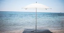 Commercial patio umbrella / fabric / wind-resistant