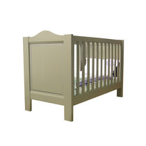 Single bed / contemporary / wooden / baby