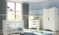 Baby's bedroom furniture set / white