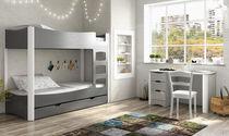 Unisex children's bedroom furniture set / wooden / metal