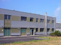 Modular building / prefab / for medical uses / steel