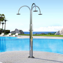 Stainless steel shower / garden / pool / other shapes