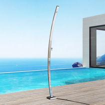 Stainless steel shower / garden / pool