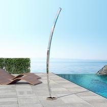Stainless steel shower / pool / outdoor / garden