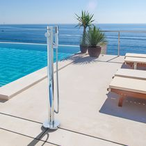 Stainless steel shower / outdoor