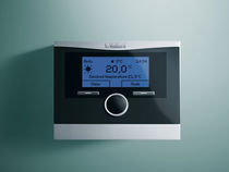 Wall-mounted heating controller / for boilers