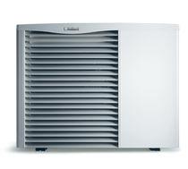 Air source heat pump / residential / outdoor