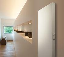 Electric radiator / steel / contemporary / radiant panel