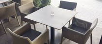 Natural stone table top / commercial