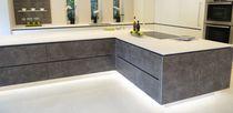 Natural stone kitchen worktop / kitchen