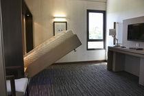 Contemporary hotel room furniture set / modular