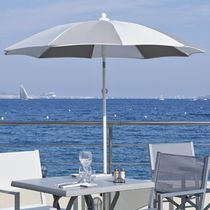 Commercial patio umbrella / stainless steel