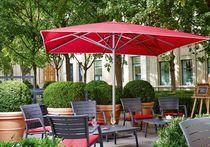 Commercial patio umbrella / fabric