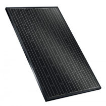 Monocrystalline PV panel / standard / for roofs / with aluminum frame