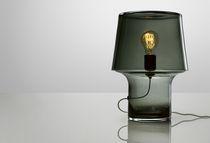 Table lamp / original design / glass / blown glass - COSY IN WHITE ...