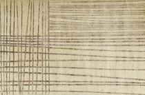Contemporary rug / wool / hemp / rectangular