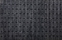 Contemporary rug / wool / patterned / hand-tufted
