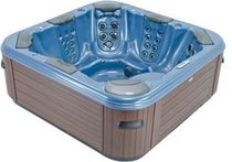 8 seater portable hot-tub 682 bullfrog spas