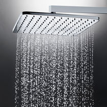 Wall-mounted shower head / square