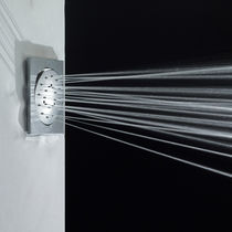 Lateral shower head