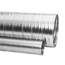 Rigid air duct / galvanized steel