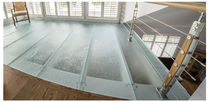 Glass flooring / commercial / residential / tile