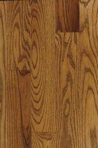 Solid wood flooring / engineered / nailed / oak