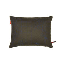 Sofa cushion / rectangular / fabric