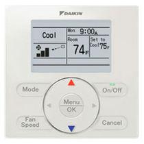 Air conditioner control