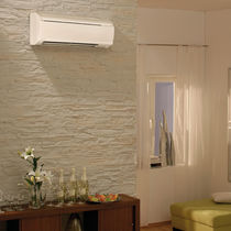 Wall-mounted air conditioner / split / residential / individual