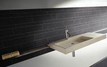 Bathroom tile / indoor / wall-mounted / porcelain stoneware