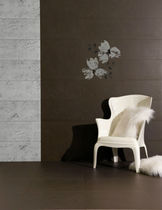 Indoor tile / wall-mounted / ceramic / polished