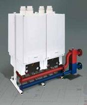 Gas boiler / commercial / condensing