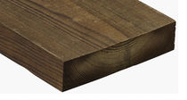 Hardwood cladding / smooth / panel / durable