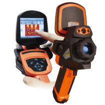 Portable thermal camera / indoor / infrared