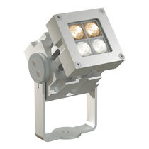 LED floodlight / for public areas