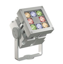 IP67 floodlight / RGB LED / for public areas / color changer