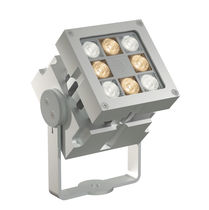 LED floodlight / for public areas / spot / adjustable