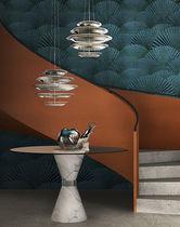 Original design chandelier / brass / gold-plated brass / LED