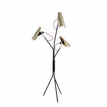 Floor-standing lamp / original design / metal
