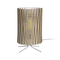 Table lamp / contemporary / steel / outdoor