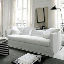 Contemporary sofa / fabric / by Antonio Citterio / 3-seater