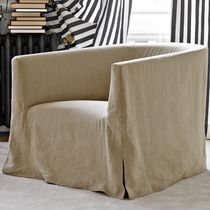 Contemporary armchair / polyester / by Antonio Citterio