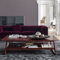 Contemporary coffee table / wooden / rectangular / by Antonio Citterio