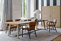 Contemporary dining table / oak / rectangular / by Antonio Citterio