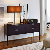 Sideboard with long legs / contemporary / wooden / by Antonio Citterio